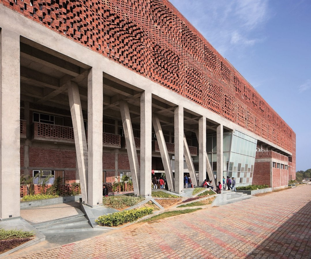 India's St. Andrews boys hostel designed with sustainability in mind by by ZED Lab - Sheet13