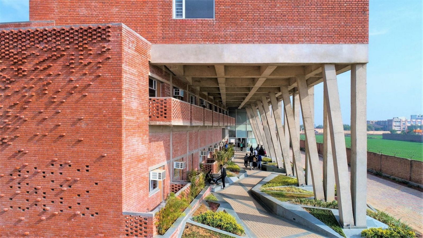 India's St. Andrews boys hostel designed with sustainability in mind by by ZED Lab - Sheet14