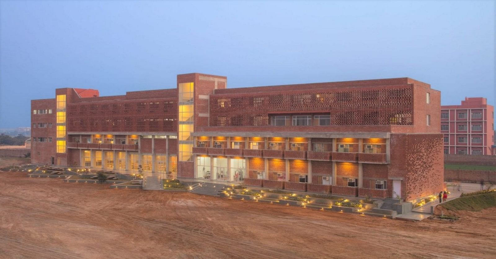 India's St. Andrews boys hostel designed with sustainability in mind by by ZED Lab - Sheet1