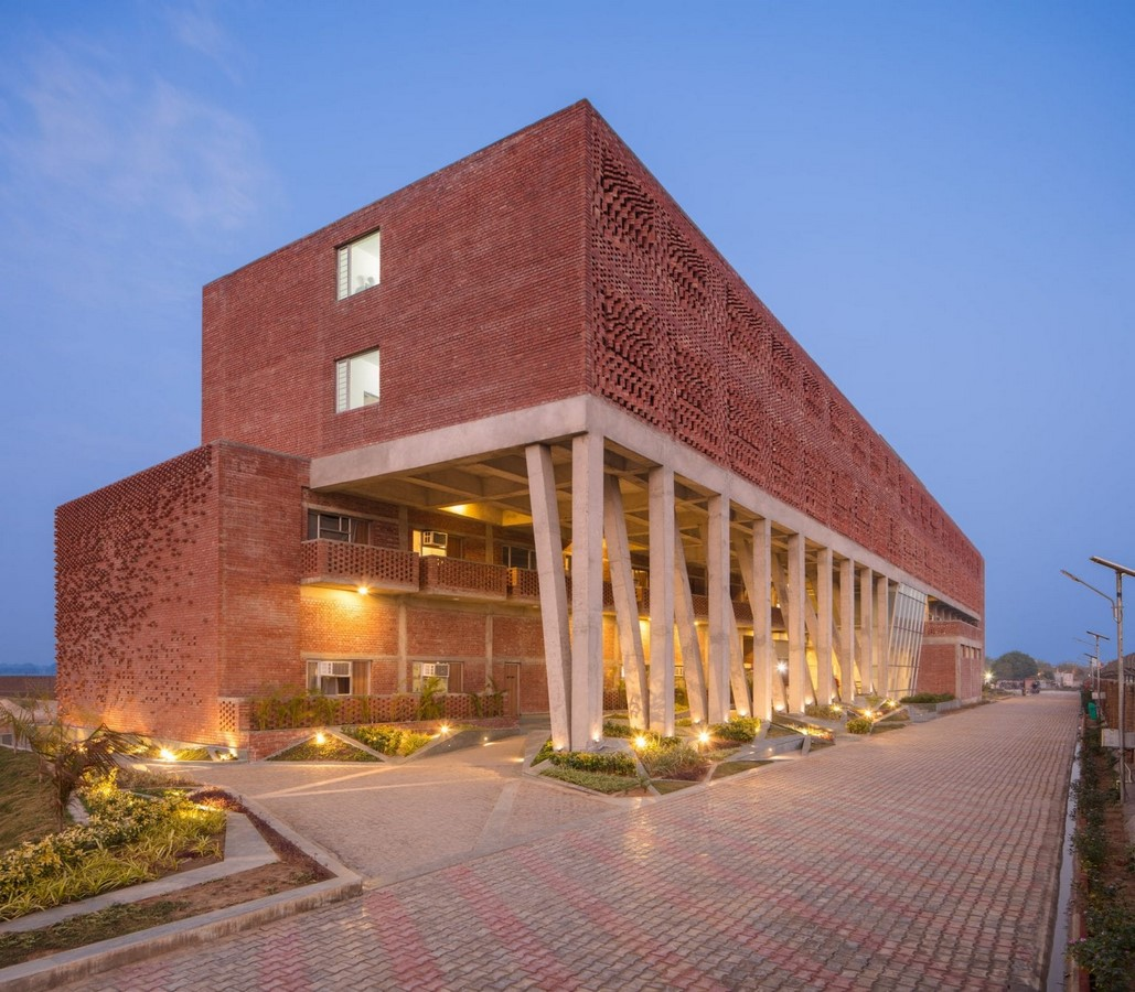 India's St. Andrews boys hostel designed with sustainability in mind by by ZED Lab - Sheet3