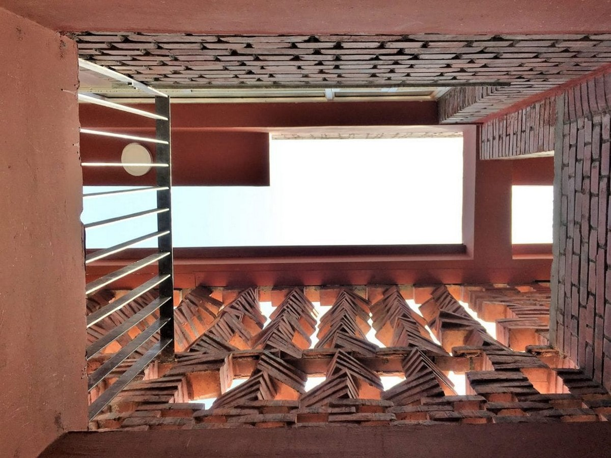 India's St. Andrews boys hostel designed with sustainability in mind by by ZED Lab - Sheet4