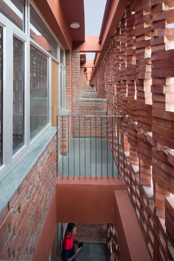 India's St. Andrews boys hostel designed with sustainability in mind by by ZED Lab - Sheet8