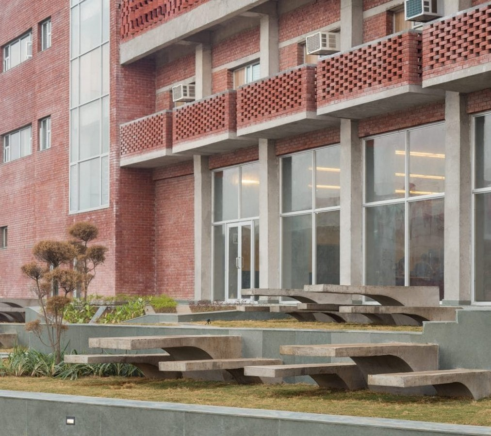 India's St. Andrews boys hostel designed with sustainability in mind by by ZED Lab - Sheet9