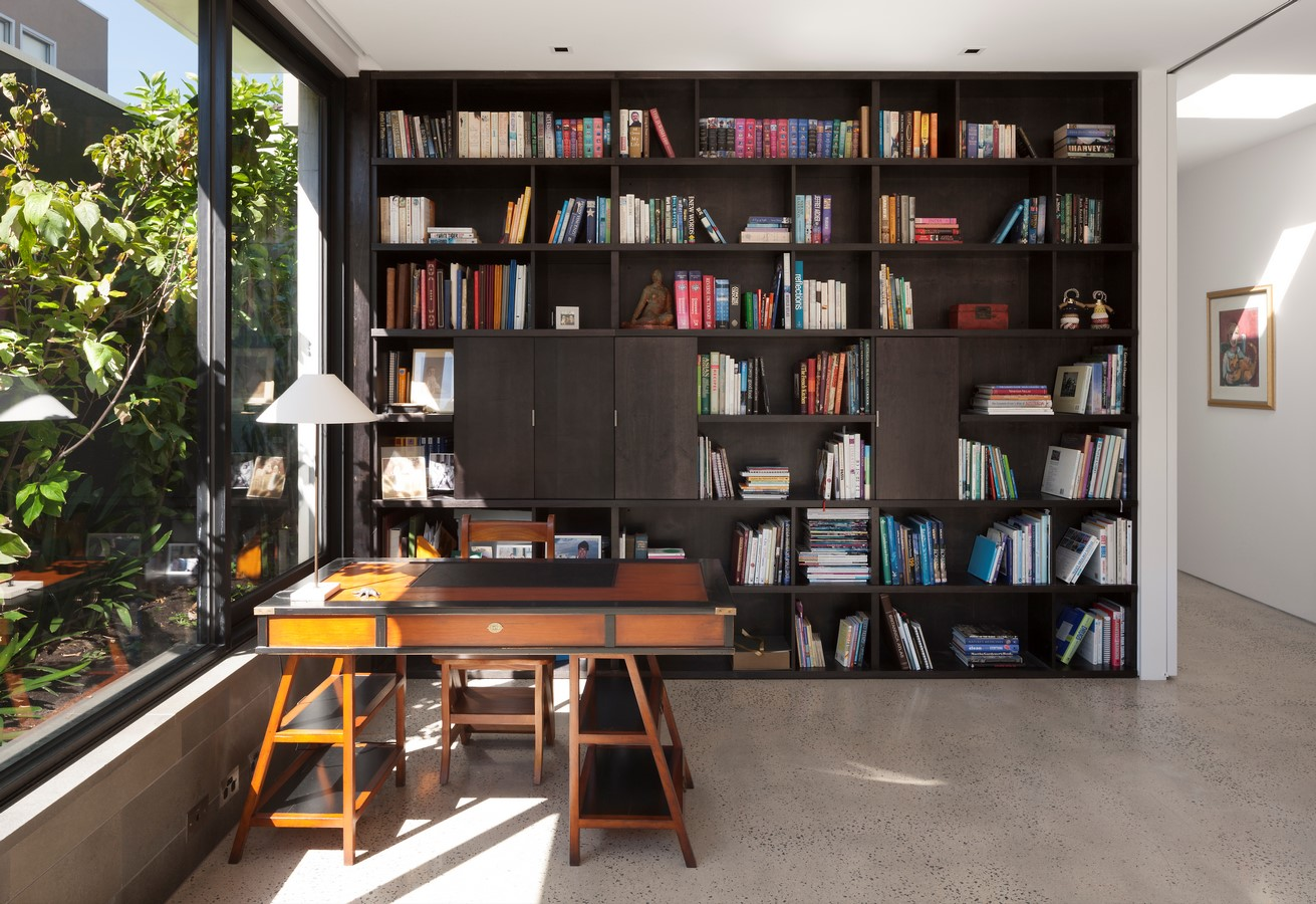 Toorak House by AM Architecture - Sheet1