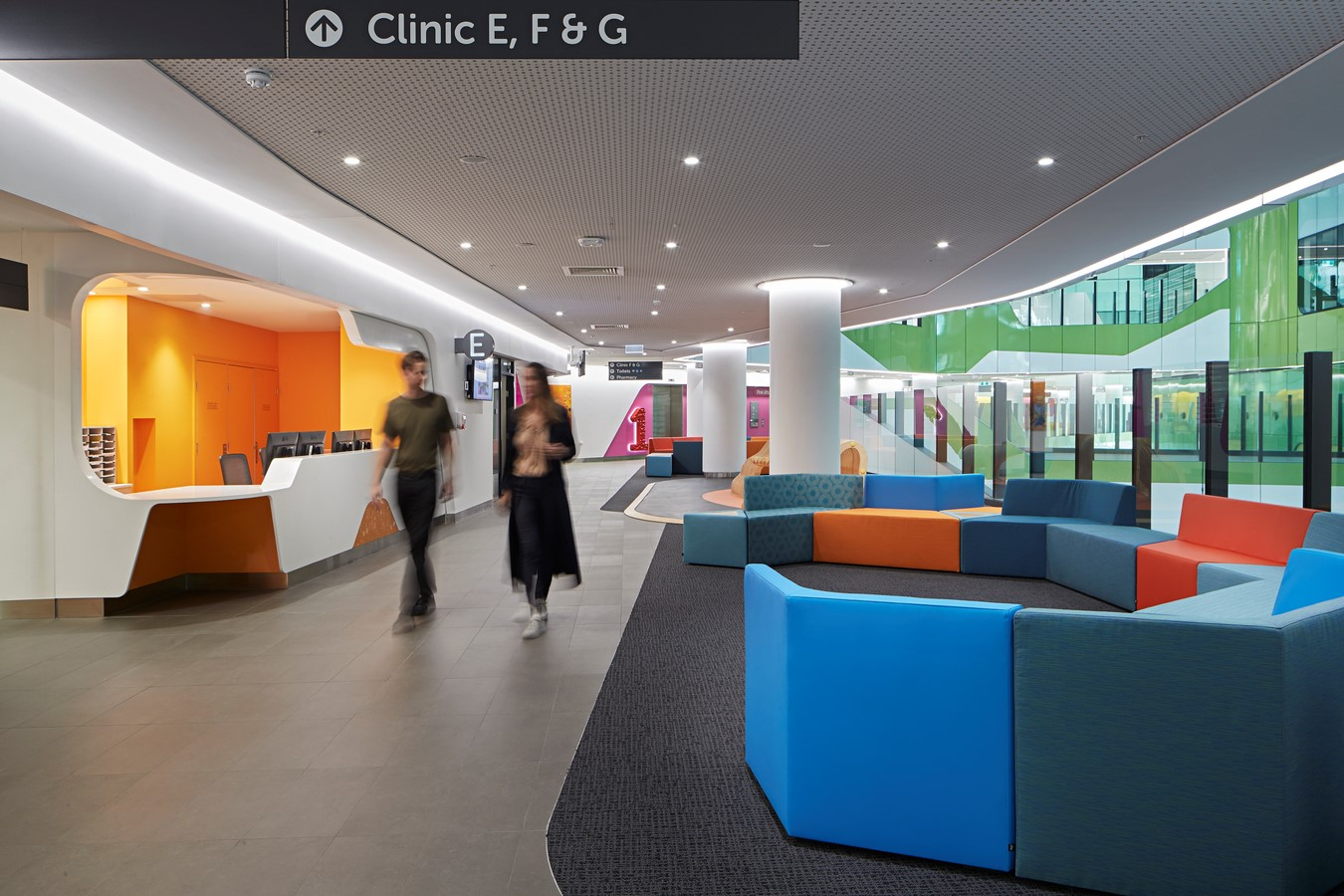 Perth Children's Hospital by Cox Architecture - Sheet1