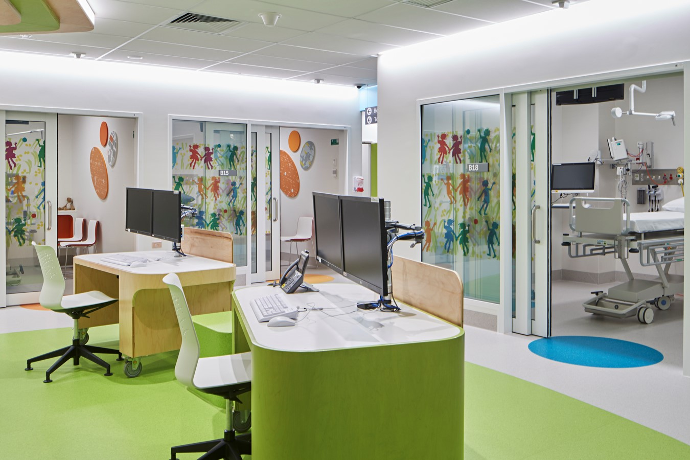Perth Children's Hospital by Cox Architecture - Sheet2