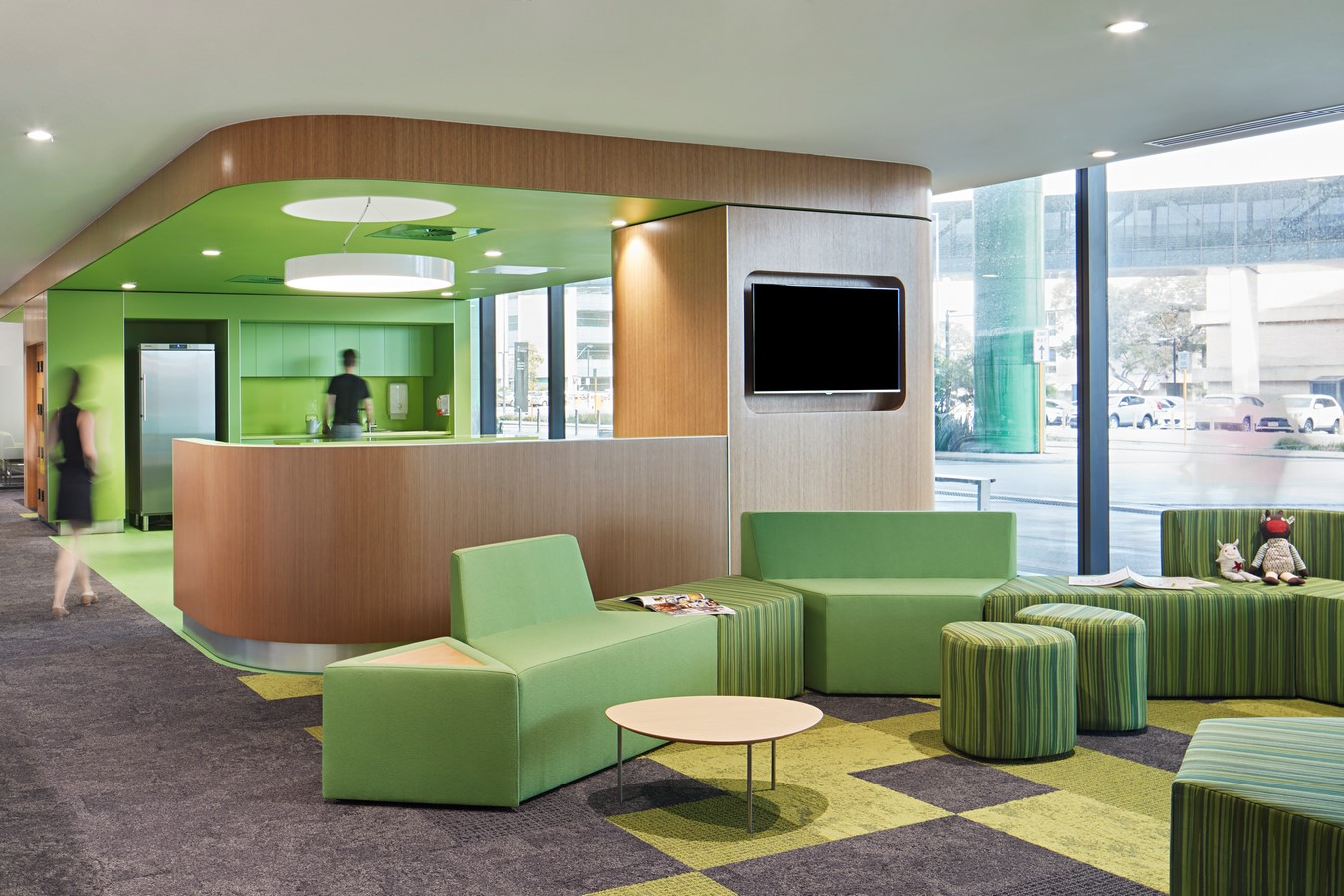 Perth Children's Hospital by Cox Architecture - Sheet3