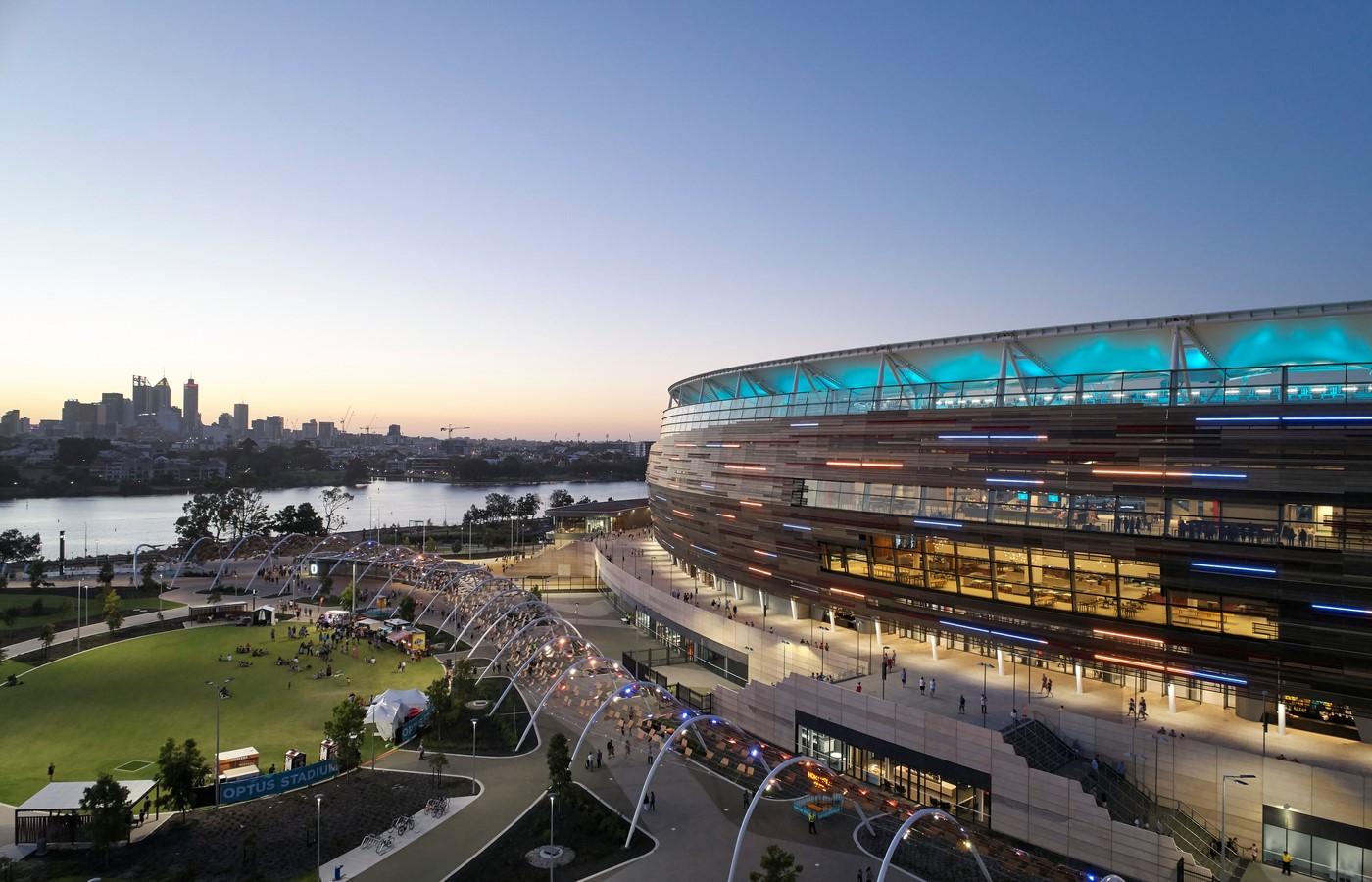 Optus Stadium by Cox Architecture - Sheet3