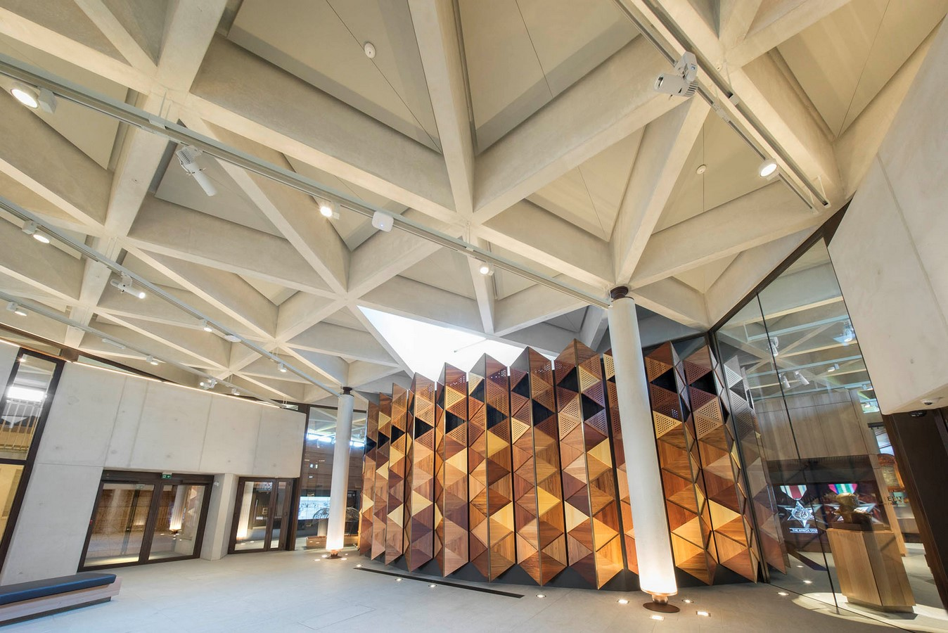 Sir John Monash Centre by Cox Architecture - Sheet1