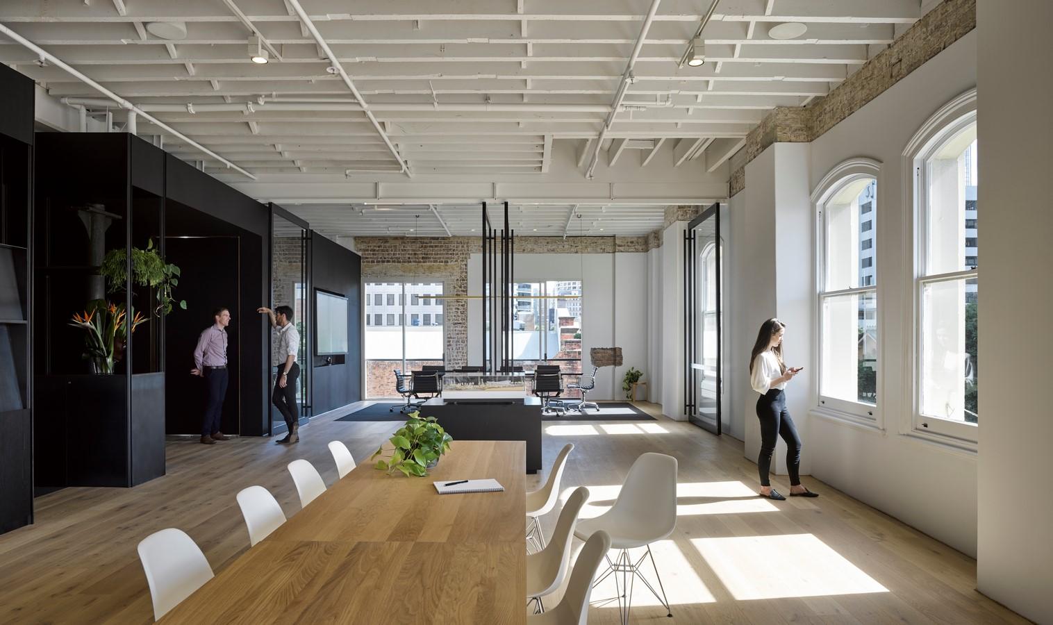 Cox Architecture's new Brisbane studio by Cox Architecture - Sheet1