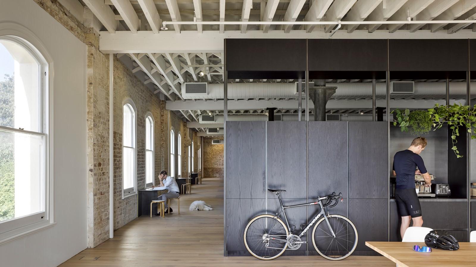 Cox Architecture's new Brisbane studio by Cox Architecture - Sheet3