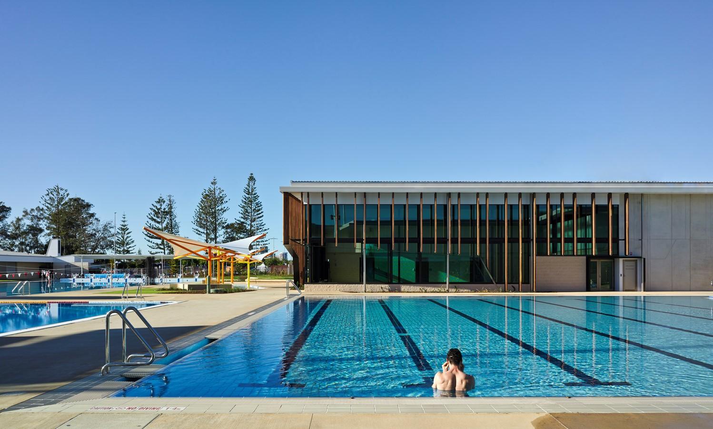 Gold Coast Aquatic Centre by Cox Architecture - Sheet3