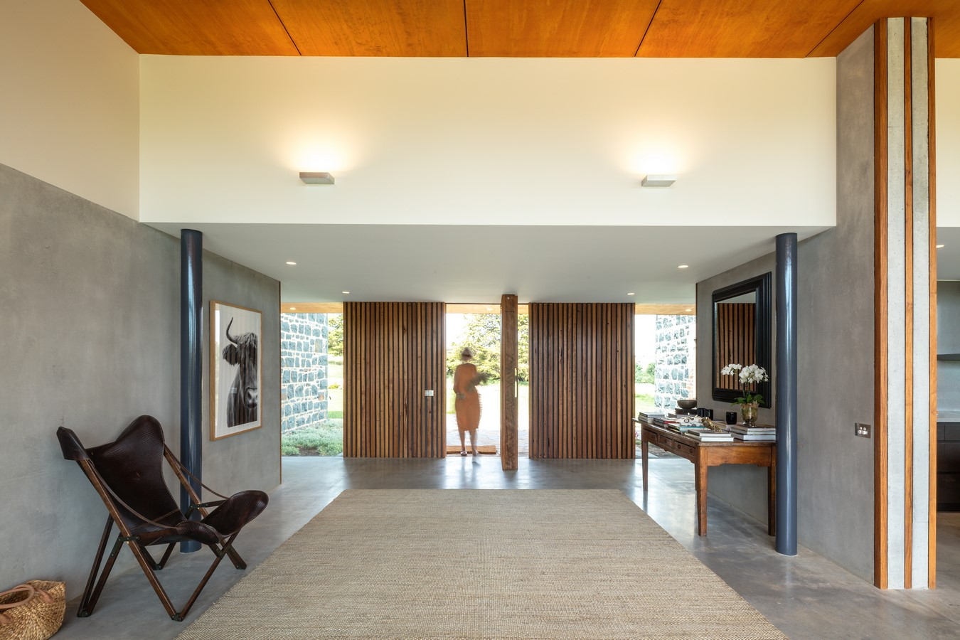Moss River House by Cox Architecture - Sheet2