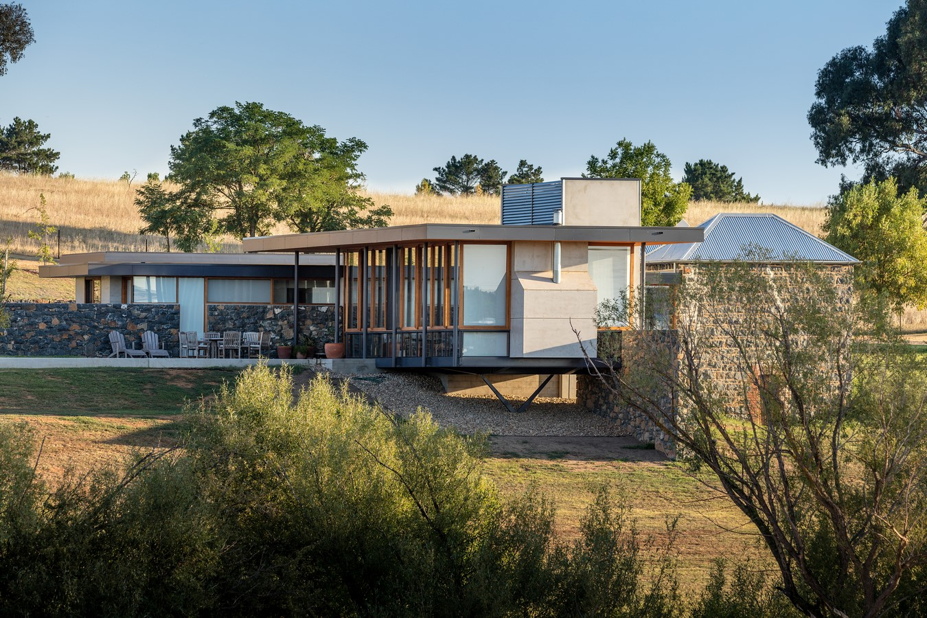 Moss River House by Cox Architecture - Sheet3