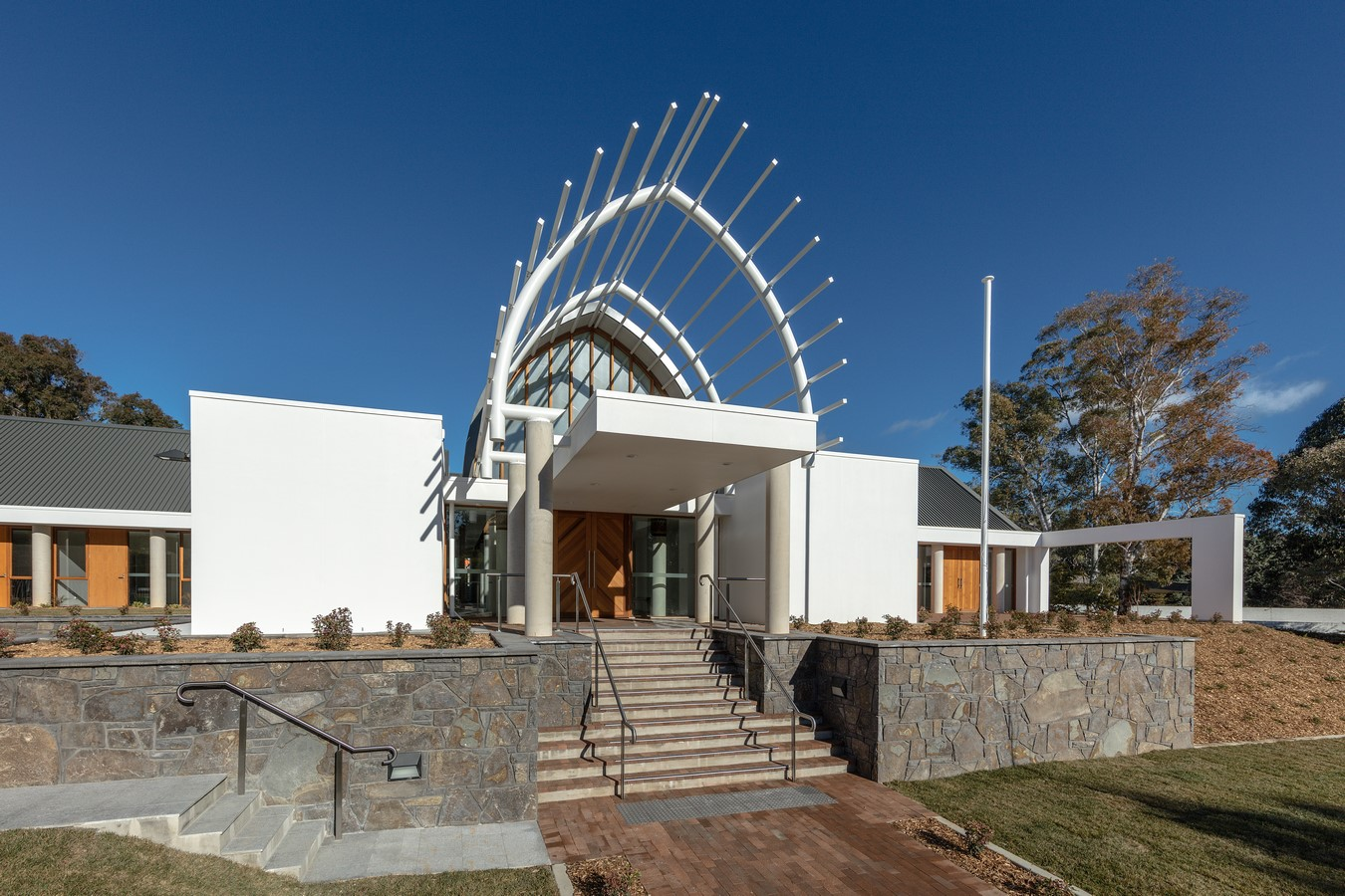 High Commission of Samoa in Australia by Cox Architecture - Sheet1