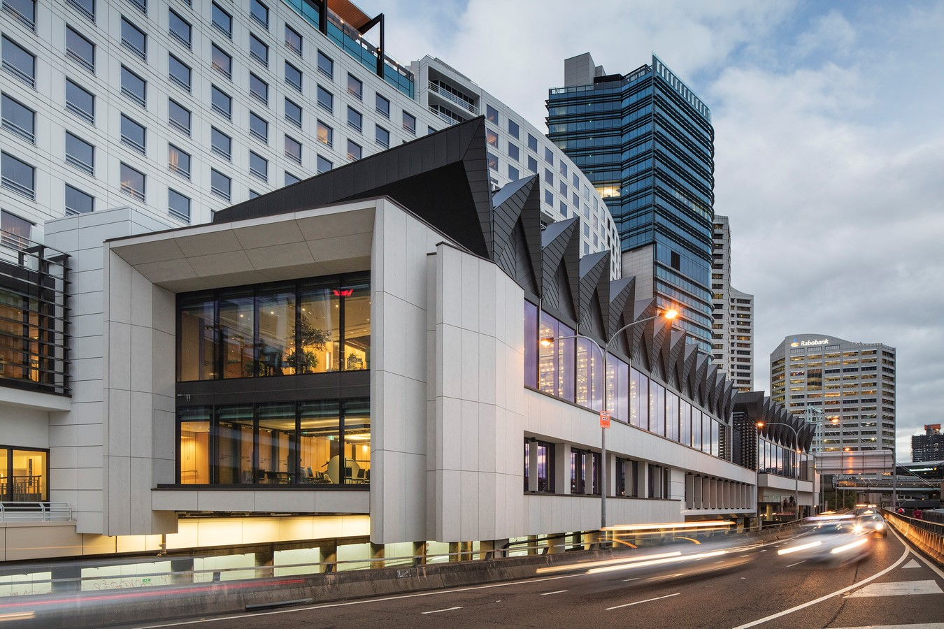 161 Sussex Street Redevelopment by Cox Architecture - Sheet2