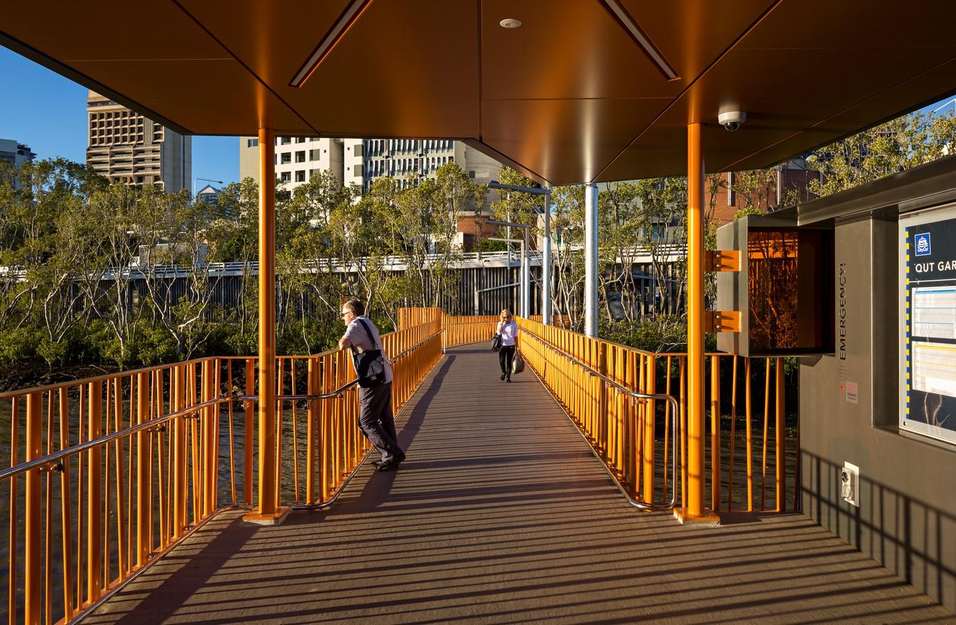Brisbane Ferry Terminals by Cox Architecture - Sheet3