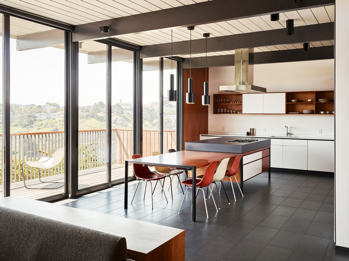 Diamond Heights Renovation by Michael Hennessey Architecture - Sheet1