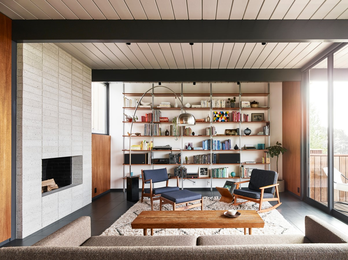 Diamond Heights Renovation by Michael Hennessey Architecture - Sheet2