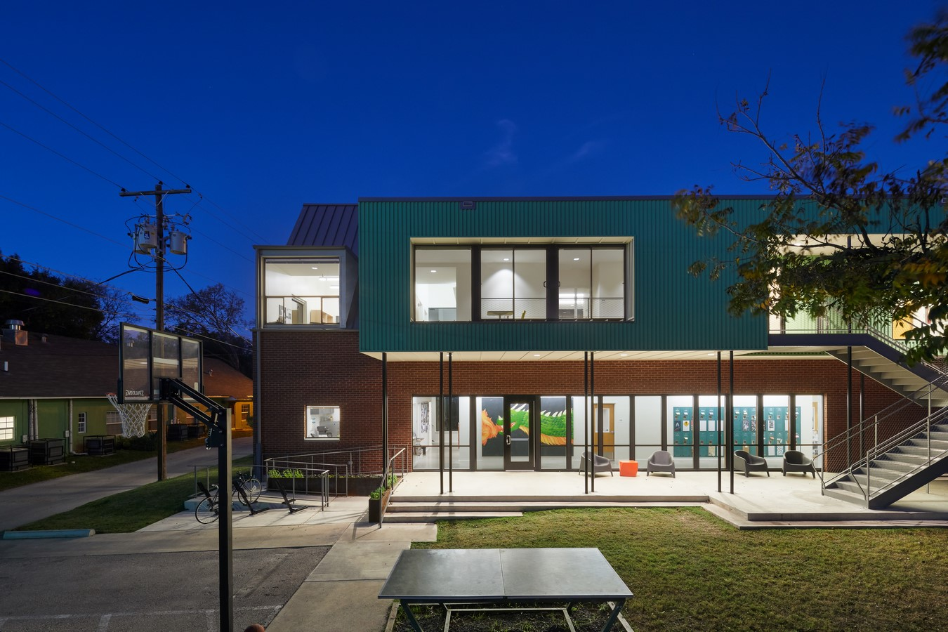 Griffin School by Murray Legge Architecture - Sheet1