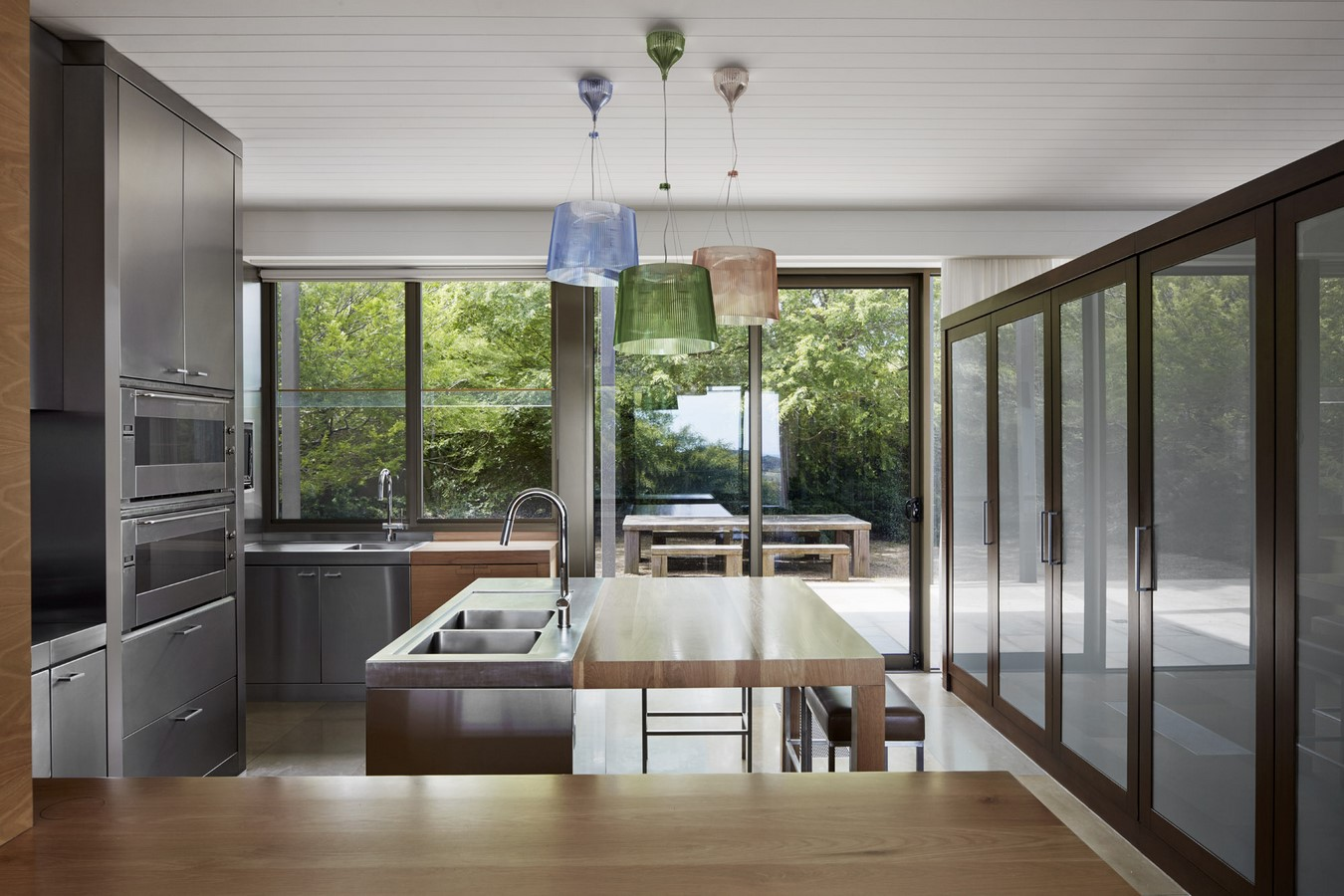 Meakins Road Residence by B.E Architecture - Sheet2