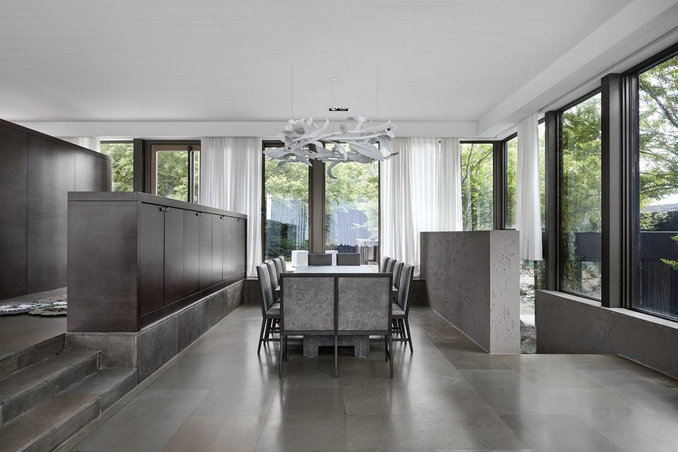 Meakins Road Residence by B.E Architecture - Sheet3