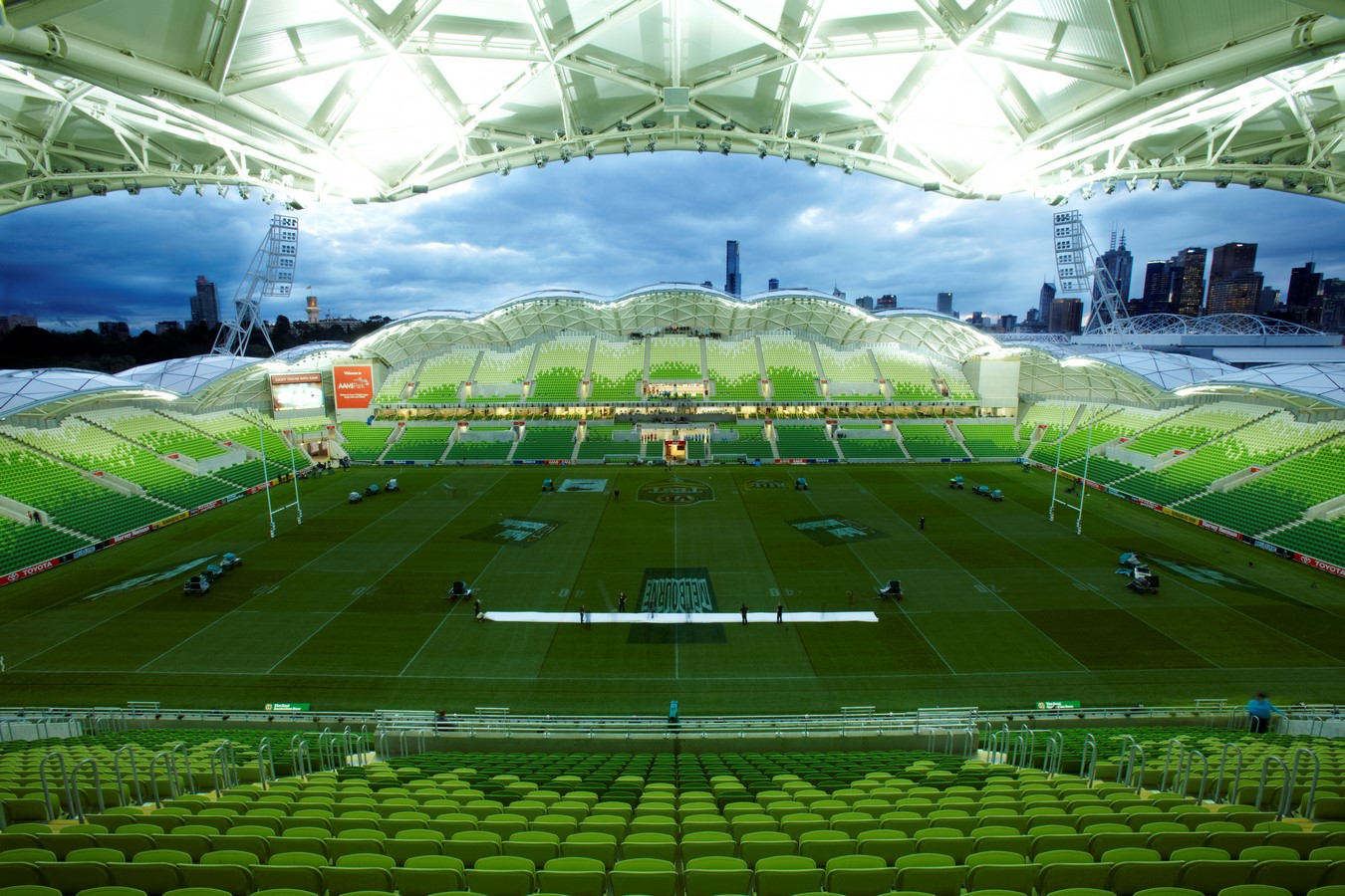 AAMI Park by Cox Architecture - Sheet3