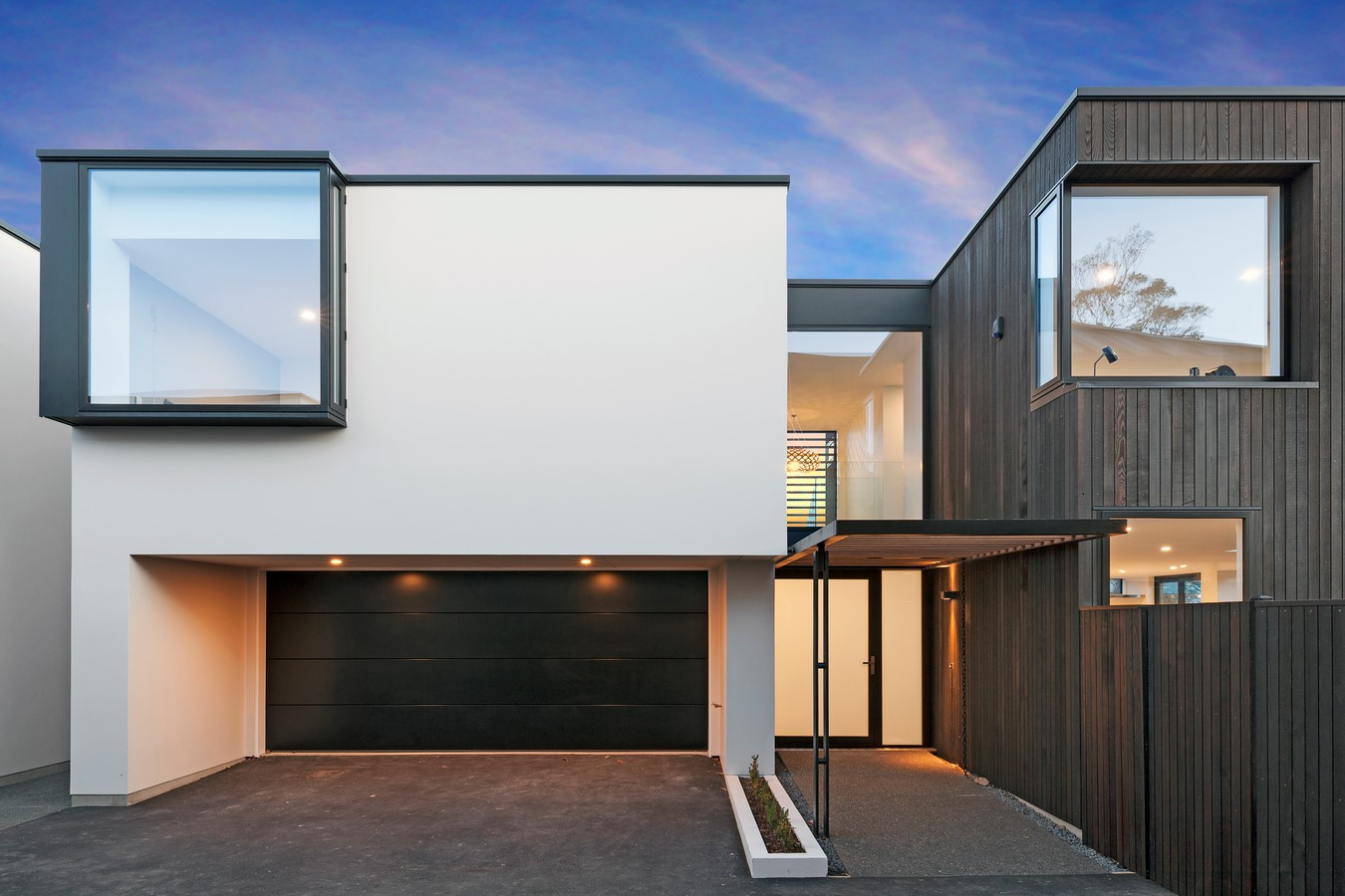 Durham Street Townhouses by Borrmeister Architects Ltd - Sheet1