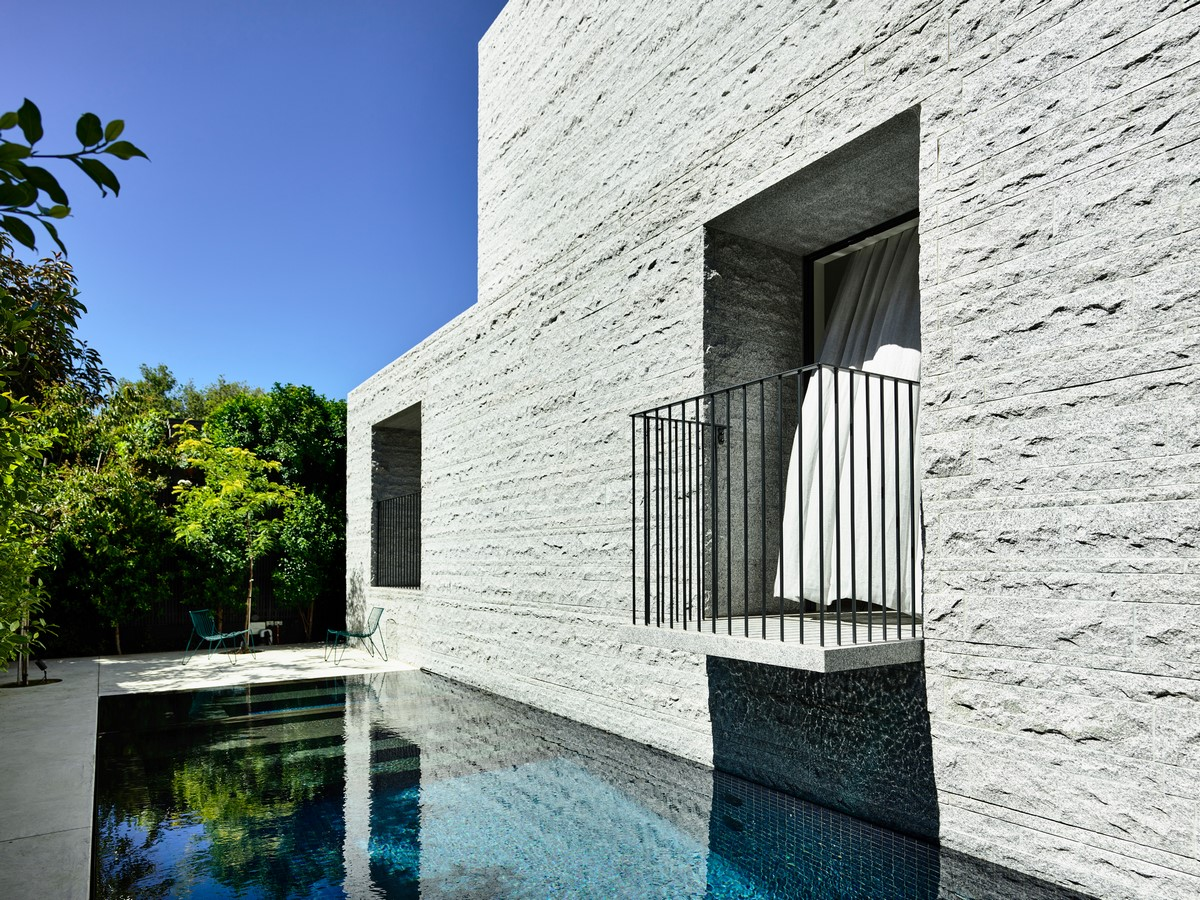 Armadale Residence by B.E Architecture - Sheet3