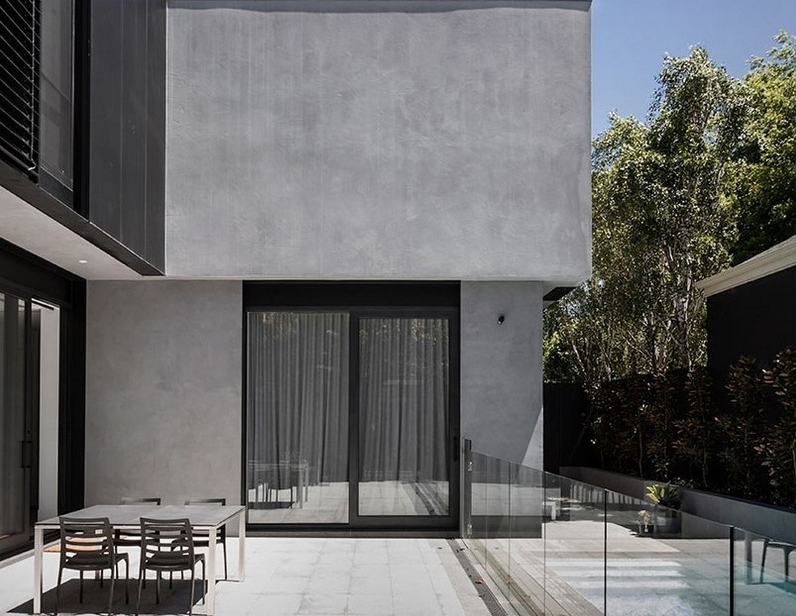 Kooyongkoot Road Residence by B.E Architecture - Sheet2
