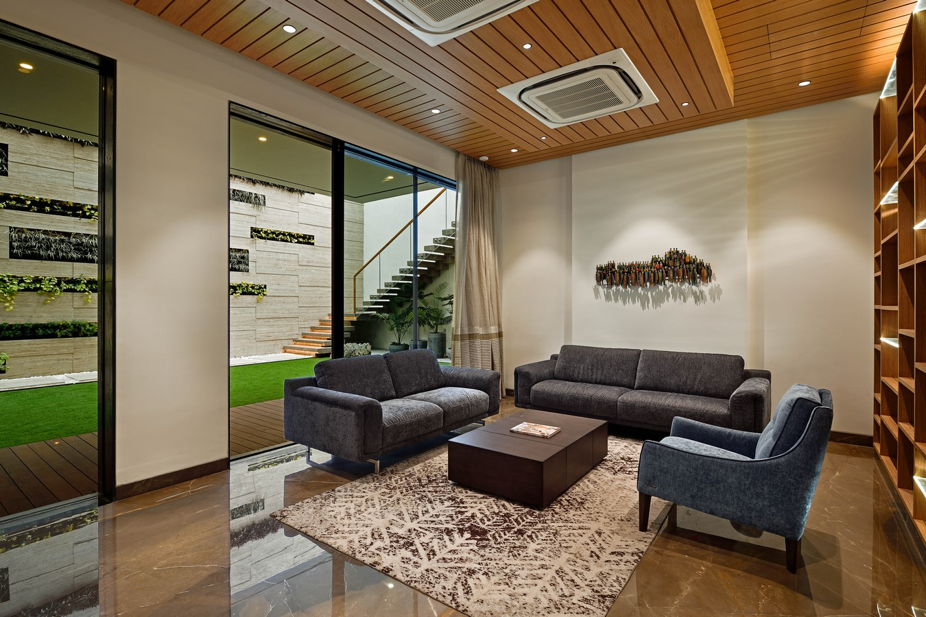 Aashirwad Residence by 42MM Architecture - Sheet1