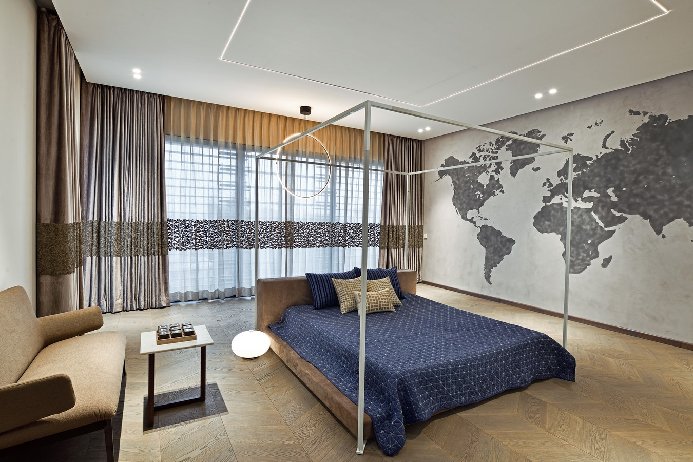 Aashirwad Residence by 42MM Architecture - Sheet2