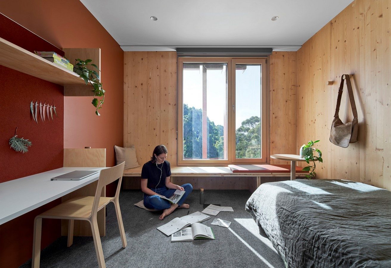 Gillies Hall by Jackson Clements Burrows Architects - Sheet2