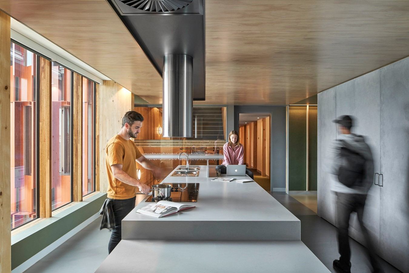 Gillies Hall by Jackson Clements Burrows Architects - Sheet3