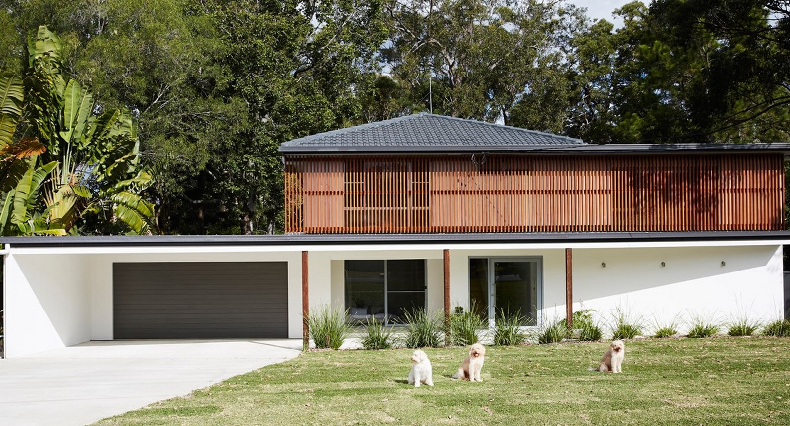 Nerang House by Alexandra Buchanan Architecture - Sheet1