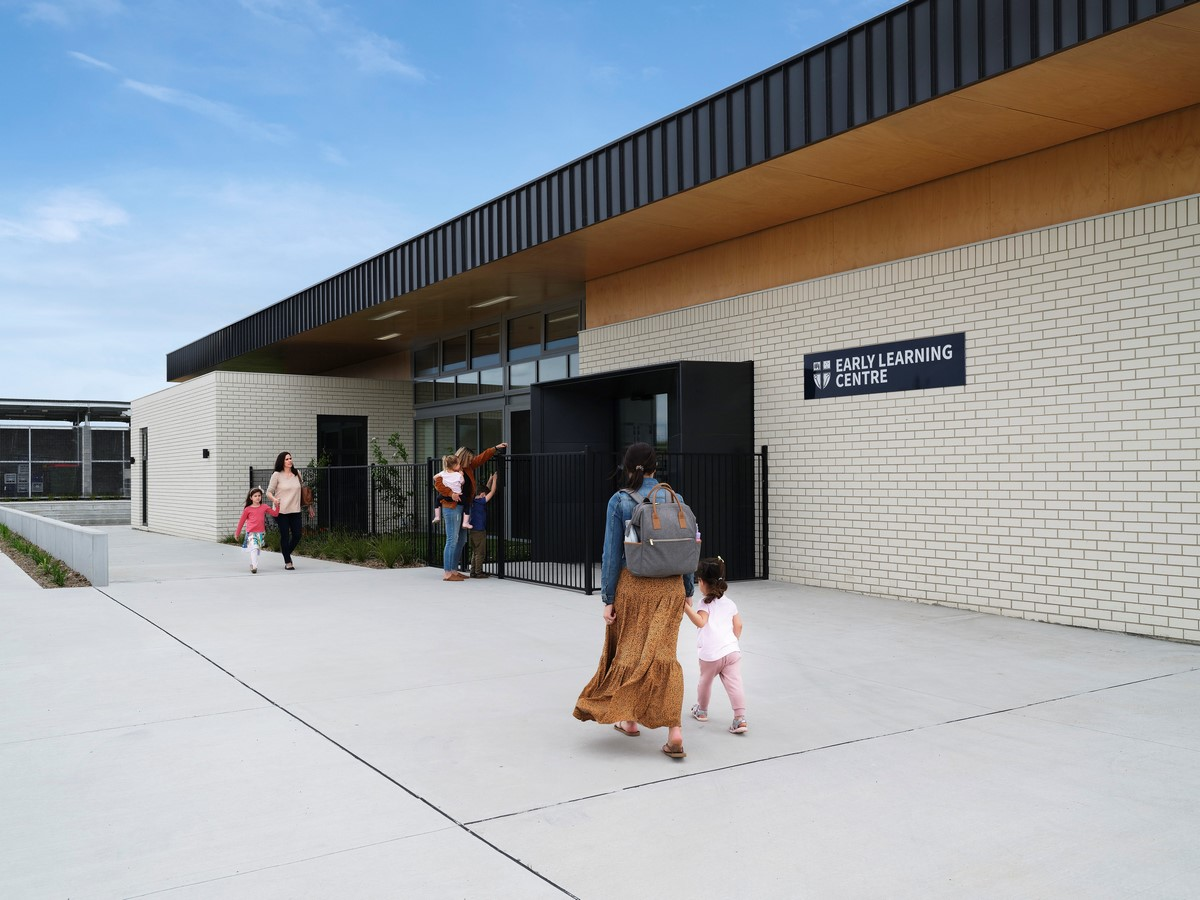 Burgmann Early Learning Centre by COX ARCHITECTURE - Sheet1