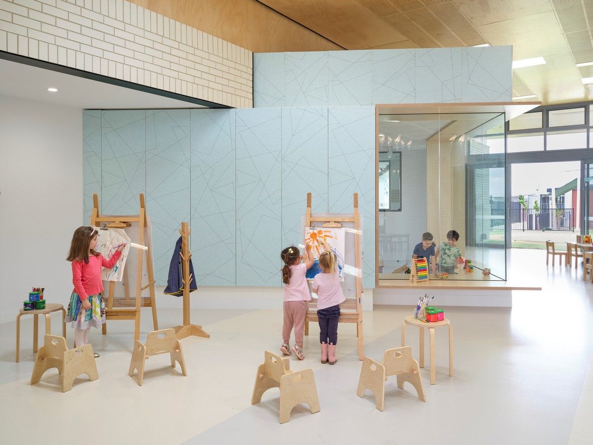 Burgmann Early Learning Centre by COX ARCHITECTURE - Sheet2
