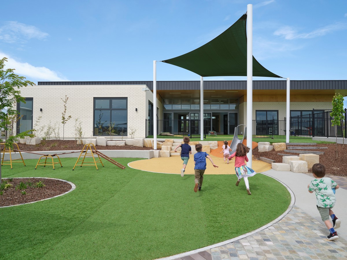 Burgmann Early Learning Centre by COX ARCHITECTURE - Sheet3