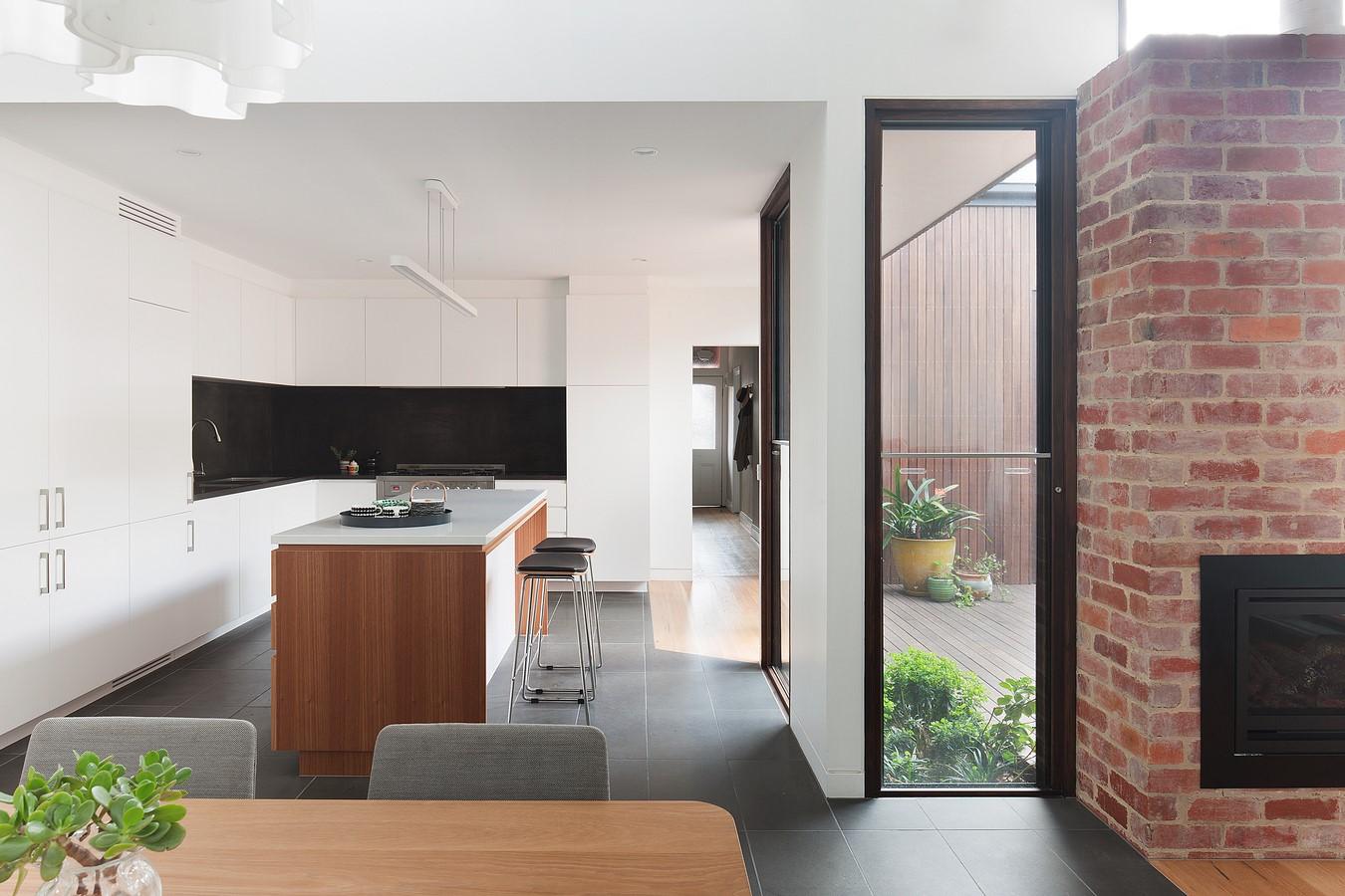 Inner city downsize by Steffen Welsch Architects - Sheet2