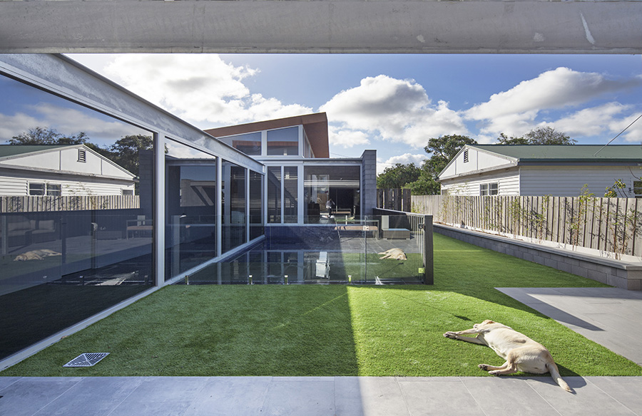 Price House by Lachlan Shepherd Architects