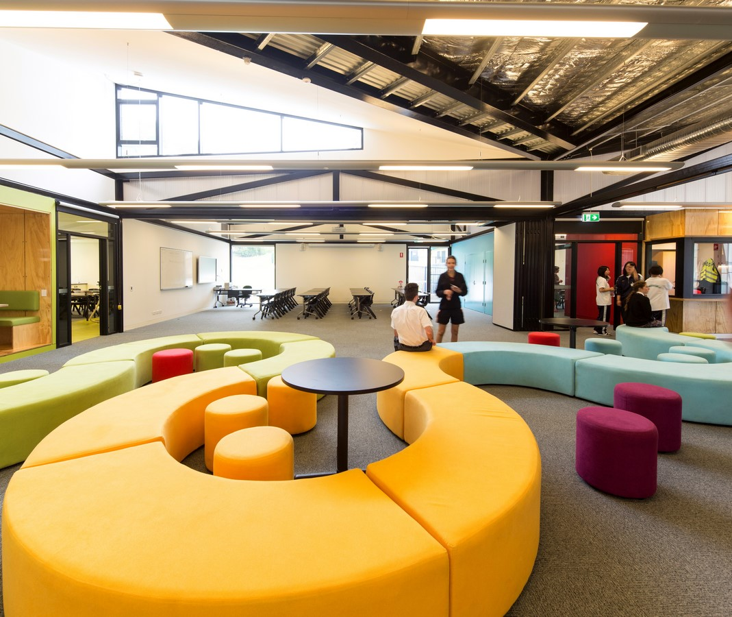 Mamre Anglican School by day bukh architects - Sheet1