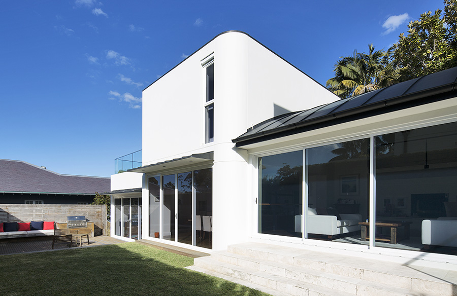 Balmoral residence by Buck & simple doers of stuff