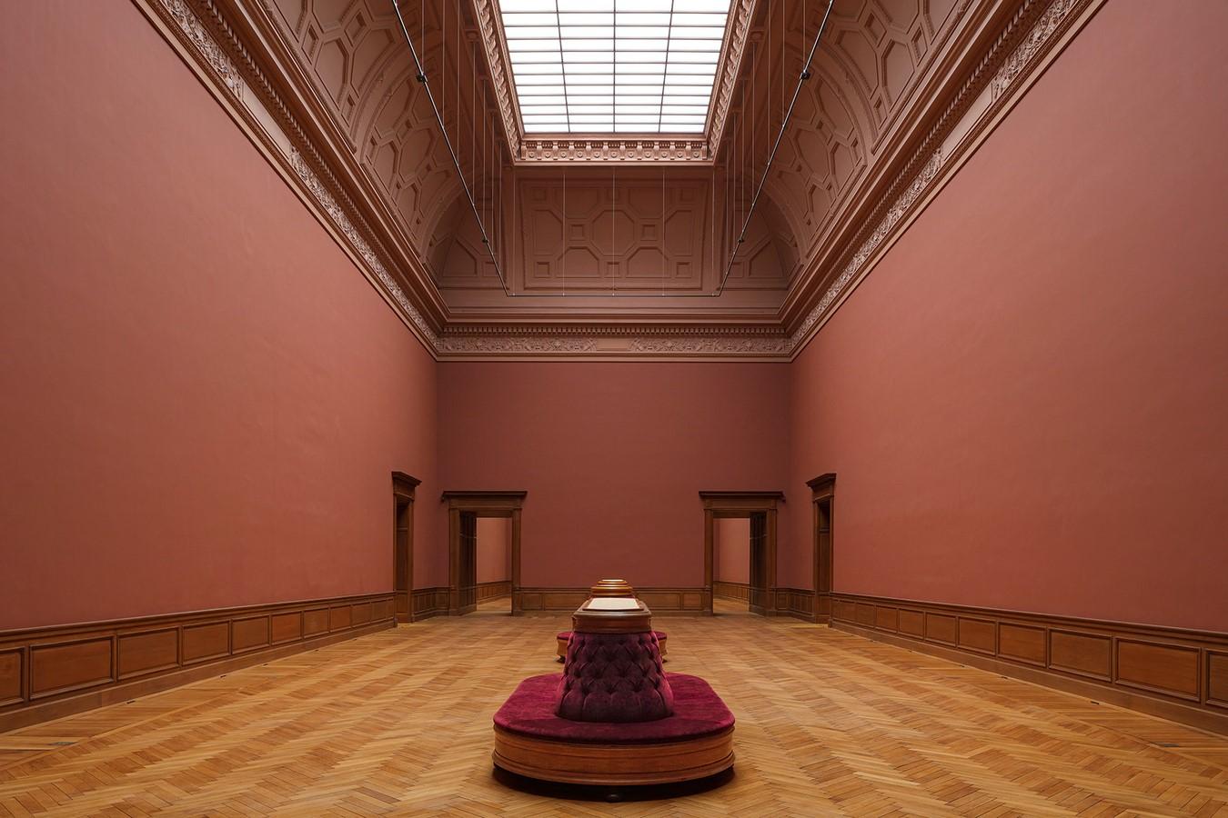 Royal Museum of Fine Arts Antwerp by KAAN Architecten - Sheet3