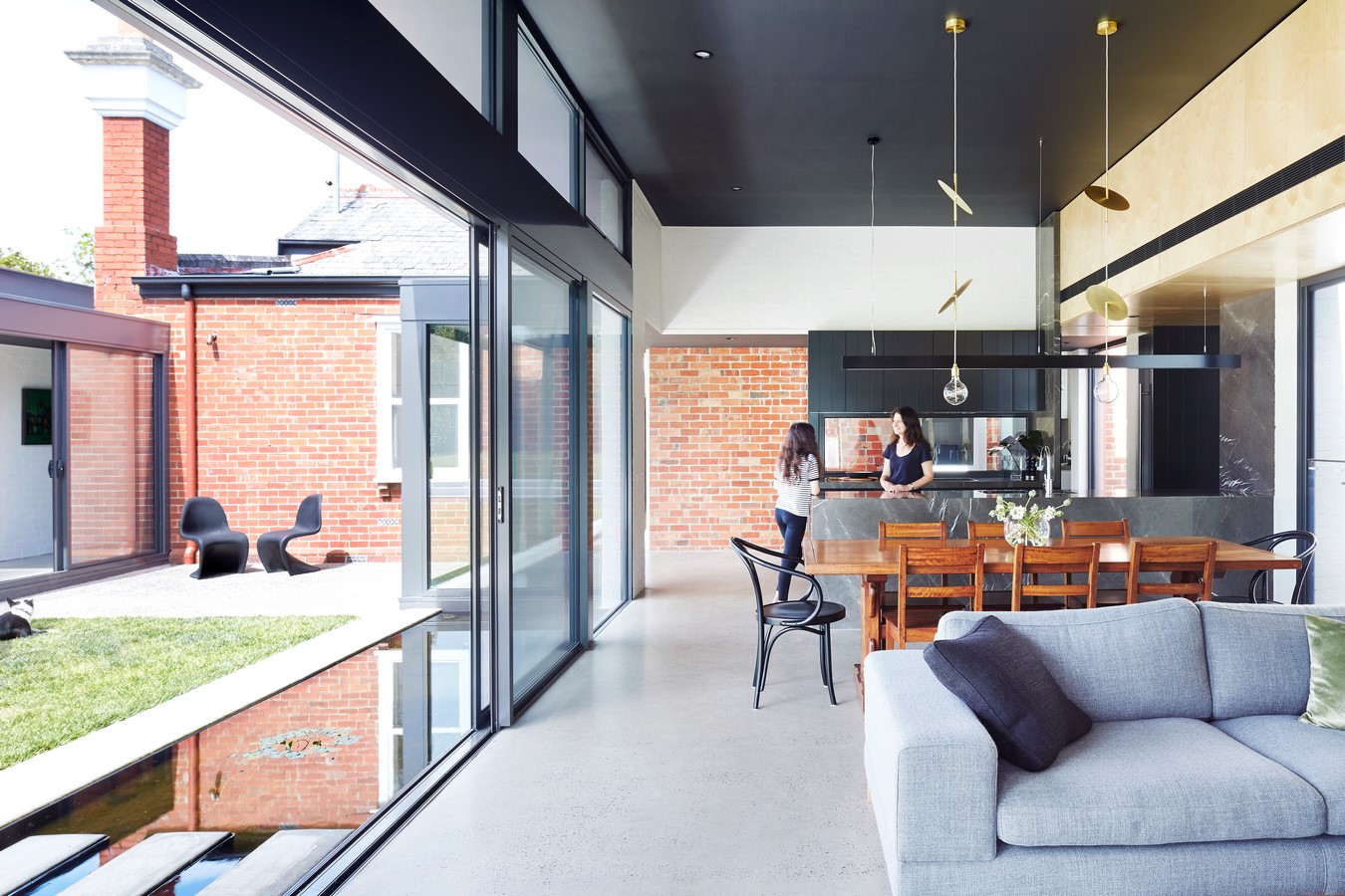 Pond House, 'Marrandillas' by Nic Owen Architects - Sheet1