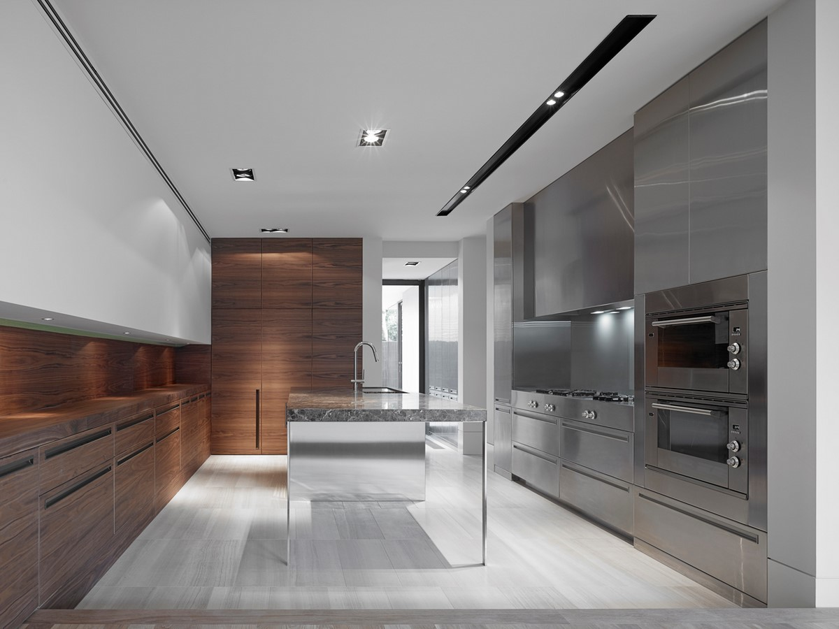 Cassell Street Residence by B.E Architecture - Sheet1