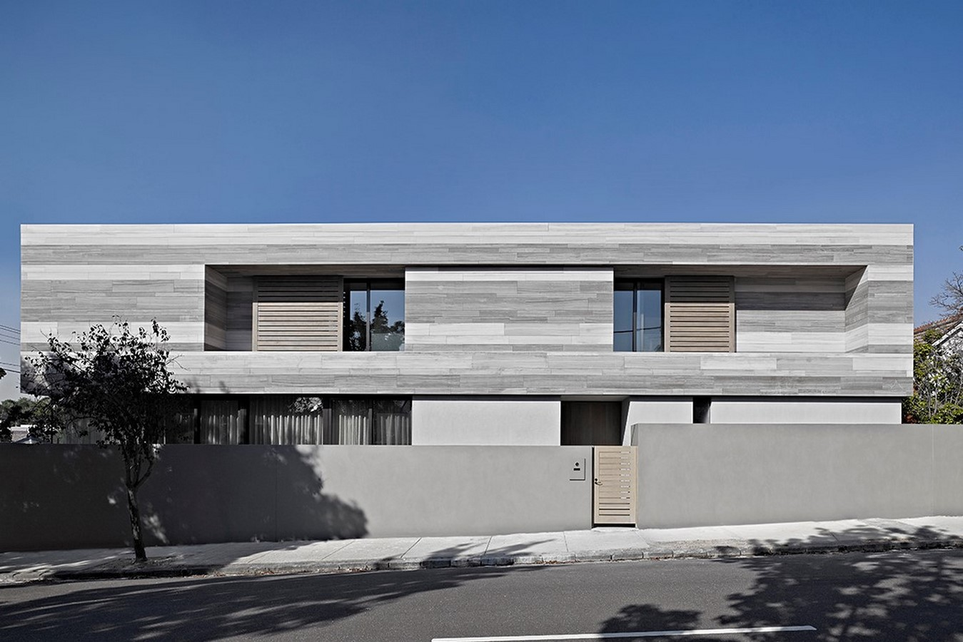 Cassell Street Residence by B.E Architecture - Sheet2
