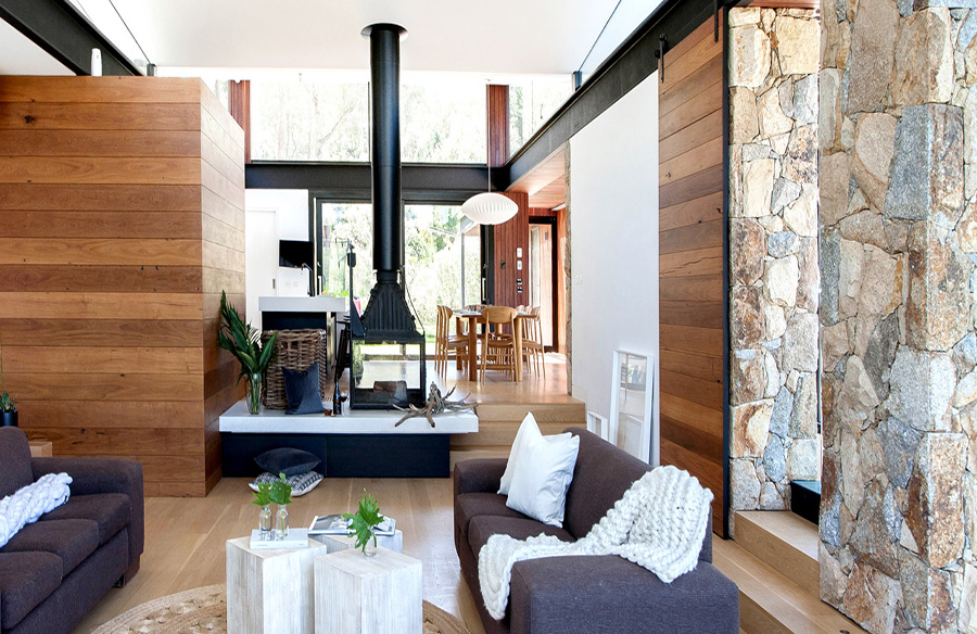North Warrandyte by Alexandra Buchanan Architecture