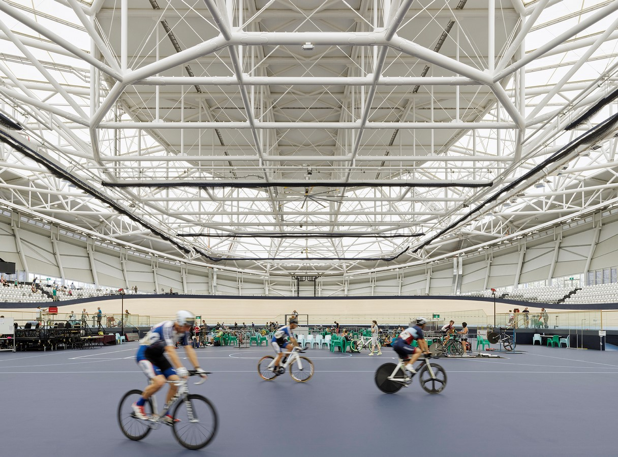 Anna Meares Velodrome by Cox Architecture - Sheet1
