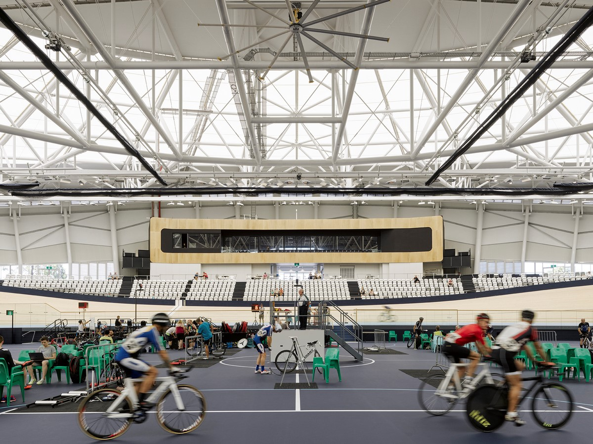 Anna Meares Velodrome by Cox Architecture - Sheet2