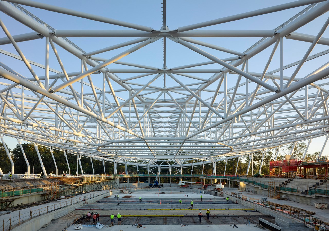 Anna Meares Velodrome by Cox Architecture - Sheet3